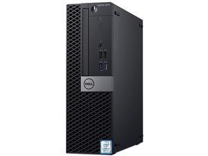 Dell OptiPlex 5070 Small Form, 9th Gen Intel Core i5-9500 Six Core Processor, 16 GB DDR4, 256 GB SSD, Intel UHD Graphics 630, USB, Display Port, Windows 10 Pro