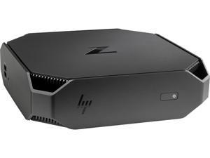 HP Z2 Mini G4 Workstation - 1 x Core i7 i7-9700 - 32 GB RAM - 512 GB SSD - Mini PC - Space Gray, Black Chrome Accent - Windows 10 Pro 64-bitNVIDIA Quadro P1000 4 GB Graphics - Serial ATA/600 Controlle