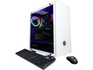 CyberpowerPC Gaming Desktop Gamer Xtreme GXi1290V2 Intel Core i7 10th Gen 10700F (2.90 GHz) 16 GB DDR4 2 TB HDD 240 GB SSD NVIDIA GeForce GTX 1660 SUPER Windows 10 Home 64-bit