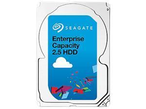 "Seagate Enterprise Capacity 2TB SATA 6GB/s 7200RPM 128MB Cache 512n 2.5"" Internal Hard Disk Drive Model ST2000NX0403"