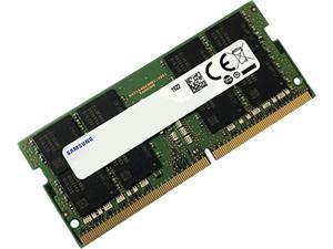SAMSUNG 32GB 260-Pin DDR4 SO-DIMM DDR4 2666 (PC4 21300) Notebook Memory Model M471A4G43MB1-CTD