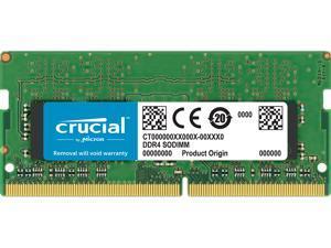 Crucial - DDR4 - 16GB - SO-DIMM 260-pin - 2666 MHz / PC4-21300 - CL19 - 1.2V - Unbuffered - Non-ECC