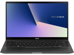 "ASUS ZenBook Flip 14 UX463FA-Q52P-CB Intel Core i5 10th Gen 10210U (1.60 GHz) 8 GB LPDDR3 Memory 512 GB SSD 14"" Touchscreen 1920 x 1080 Convertible 2-in-1 Laptop Windows 10 Pro 64-bit"
