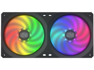 COOLERMASTER MFX-B2D2-18NPA-R1 MasterFan SF240R ARGB Fan