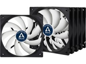 ARCTIC F12 PWM PST - Value Pack (5pc) - Standard Low Noise PWM Controlled Case Fan with PST Feature