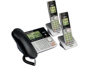 vtech CS6949-2 3-Handset Corded/Cordless Answering System