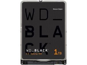 WD Black 1TB Hard Drive - 7200 RPM SATA 6Gb/s 64MB Cache 2.5 Inch - WD10SPSX