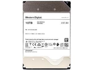 HGST DC HC510/He10 HUH721010ALE604 10TB 7200 RPM 512e SATA 6Gb/s 3.5-Inch Enterprise HDD Power-Disable Hard Drive