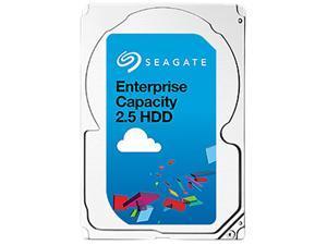 "Seagate Enterprise Capacity 1TB SATA 6.0Gb/s 7200 RPM 128MB Cache 2.5"" Internal Hard Disk Drive Model ST1000NX0303"