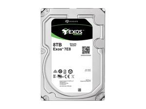 "Seagate Technology ST8000NM0055 Seagate Enterprise ST8000NM0055 8 TB 3.5"" Internal Hard Drive - SATA - 7200 - 256 MB Buffer - OEM"