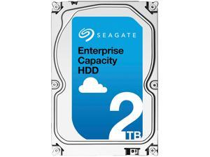 Seagate Enterprise Capacity 3.5'' HDD 2TB 7200 RPM 512e SATA 6Gb/s 128MB Cache Internal Hard Drive ST2000NM0125