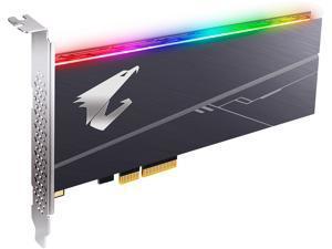 GIGABYTE AORUS AIC 1TB PCI-Express 3.0 x4, NVMe 1.3 3D TLC ToshiBa BiCS3 Internal Solid State Drive (SSD) GP-ASACNE2100TTTDR