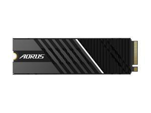 GIGABYTE AORUS Gen4 7000s M.2 2280 1TB PCI-Express 4.0 x4, NVMe 1.4 3D TLC Internal Solid State Drive (SSD) GP-AG70S1TB