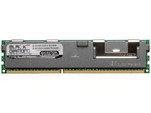 Black Diamond Memory 32GB 240-Pin DDR3 SDRAM DDR3 1066 (PC3 8500) ECC Registered System Specific Memory Model BD32G1066MTR26HP