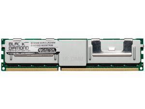 Black Diamond Memory 32GB 240-Pin DDR3 SDRAM ECC Load Reduced DDR3 1600 (PC3 12800) Server Memory Model BD32G1600MTR96