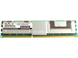 Black Diamond Memory 32GB 240-Pin DDR3 SDRAM ECC Load Reduced DDR3 1866 (PC3 14900) Server Memory Model BD32G1866MTR96