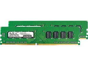 Black Diamond Memory 16GB (2 x 8GB) 288-Pin DDR4 SDRAM DDR4 2666 (PC4 21300) Desktop Memory Model BD8GX22666MQ22