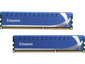 HyperX 8GB (2 x 4GB) 240-Pin DDR3 SDRAM DDR3 1600 (PC3 12800) Desktop Memory Model KHX1600C9D3K2/8GX