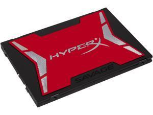 """HyperX Savage 2.5"""" 960GB SATA III Internal SSD (w/ Upgrade Bundle Kit) SHSS3B7A/960G"""