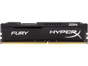 HyperX Fury 8GB (1 x 8G) DDR4 2400 Desktop Memory DIMM (288-Pin) RAM HX424C15FB2/8