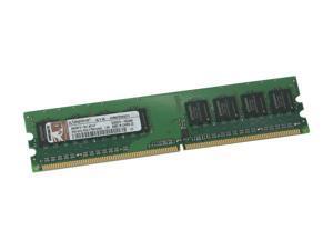 Kingston ValueRAM 512MB 240-Pin DDR2 SDRAM DDR2 667 (PC2 5300) Desktop Memory Model KVR667D2N5/512