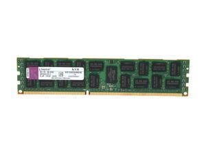 Kingston 8GB 240-Pin DDR3 SDRAM ECC Registered DDR3 1333 Server Memory Model KVR1333D3D4R9S/8G