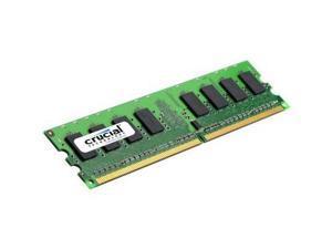 Crucial 1GB 240-Pin DDR2 SDRAM ECC Fully Buffered DDR2 667 (PC2 5300) Server Memory Model CT12872AF667
