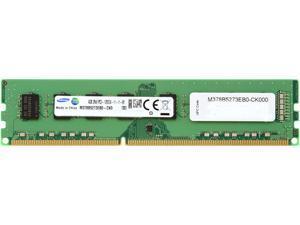 SAMSUNG 4GB 240-Pin DDR3 SDRAM DDR3 1600 (PC3 12800) Desktop Memory Model M378B5273EB0-CK0