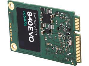 SAMSUNG 840 EVO mSATA 250GB SATA III TLC Internal Solid State Drive (SSD) MZ-MTE250BW