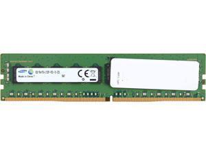 SAMSUNG 8GB 288-Pin DDR4 SDRAM ECC Registered DDR4 2133 (PC4 17000) Major Brand Chipset Server Memory Model M393A1G40DB0-CPB