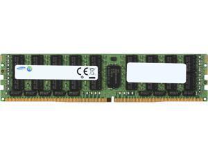 SAMSUNG 32GB 288-Pin DDR4 SDRAM ECC Load Reduced DDR4 2133 (PC4 17000) Major Brand Chipset Server Memory Model M386A4G40DM0-CPB