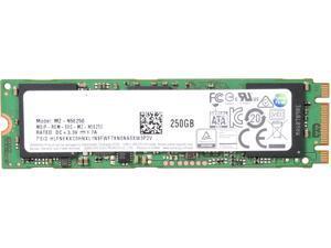 SAMSUNG 850 EVO M.2 2280 250GB SATA III 3D NAND Internal SSD Single Unit Version MZ-N5E250BW