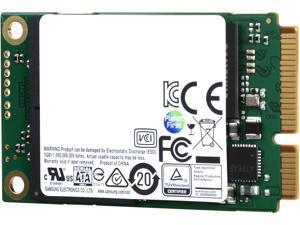SAMSUNG 850 EVO mSATA 500GB SATA III 3D NAND Internal SSD Single Unit Version MZ-M5E500BW