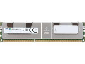 SAMSUNG 32GB 240-Pin DDR3 SDRAM ECC ECC Chipkill Load Reduced DDR3 1866 (PC3 14900) Major Brand Chipset Server Memory Model M386B4G70DM0-CMA