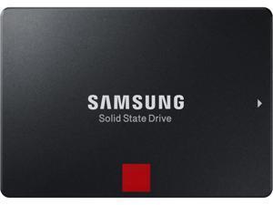 """SAMSUNG 860 Pro Series 2.5"""" 4TB SATA III 3D NAND Internal Solid State Drive (SSD) MZ-76P4T0BW"""