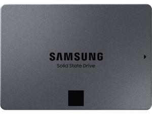 """SAMSUNG 870 QVO Series 2.5"""" 4TB SATA III V-NAND Internal Solid State Drive (SSD) MZ-77Q4T0B/AM"""