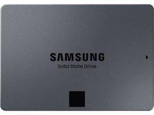 """SAMSUNG 870 QVO Series 2.5"""" 8TB SATA III Samsung 4-bit MLC V-NAND Internal Solid State Drive (SSD) MZ-77Q8T0B/AM"""