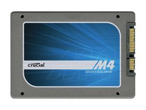 "Crucial M4 CT256M4SSD2CCA 2.5"" 256GB SATA III MLC Internal Solid State Drive (SSD) with Transfer Kit"