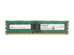Crucial 8GB 240-Pin DDR3 SDRAM DDR3 1333 (PC3 10600) Desktop Memory Model CT102464BA1339