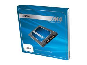 "Crucial M4 2.5"" 128GB SATA III MLC 7mm Internal Solid State Drive (SSD) with Data Transfer Kit CT128M4SSD1CCA"