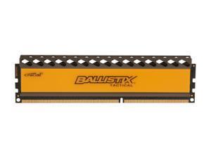 Ballistix Tactical 8GB 240-Pin DDR3 SDRAM DDR3 1600 (PC3 12800) Desktop Memory Model BLT8G3D1608DT1TX0