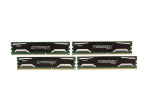 Ballistix Sport 32GB (4 x 8GB) 240-Pin DDR3 SDRAM DDR3 1600 (PC3 12800) Desktop Memory Model BLS4KIT8G3D1609DS1S00