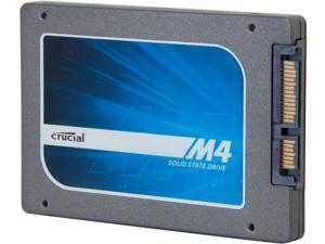 "Manufacturer Recertified Crucial M4 CT128M4SSD2 2.5"" 128GB SATA III MLC Internal Solid State Drive (SSD)"