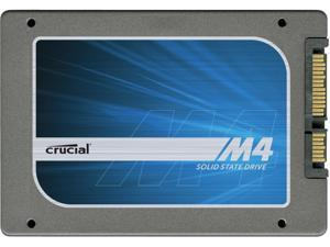 "Manufacturer Recertified Crucial M4 2.5"" 256GB SATA III MLC Internal Solid State Drive (SSD) CT256M4SSD2"