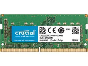 Crucial 32GB DDR4 2666 (PC4 21300) Unbuffered Laptop Memory for Mac Model CT32G4S266M