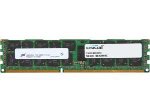 Crucial 16GB DDR3 1866 (PC3 14900) ECC Registered Memory For Mac Pro Systems Model CT16G3R186DM
