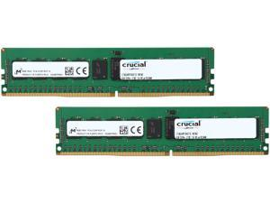 Crucial 16GB (2 x 8GB) 288-Pin DDR4 SDRAM ECC Registered DDR4 2133 (PC4 17000) Server Memory Model CT2K8G4RFS4213