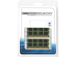 Crucial 16GB (2 x 8G) 204-Pin DDR3 SO-DIMM DDR3L 1600 (PC3L 12800) Laptop Memory Model CT2C8G3S160BMCEU