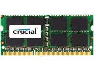 Crucial - DDR3 - 8 GB: 2 x 4 GB - SO-DIMM 204-pin - 1066 MHz / PC3-8500 - CL7 - 1.5 V - unbuffered - non-ECC - for Apple iMac (Early 2009, Late 2009, Mid 2009), Mac mini, MacBook (Late 2008)