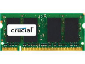 Crucial 4GB 204-Pin DDR3 SO-DIMM DDR3 1066 (PC3 8500) Laptop Memory Model CT4G3S1067MCEU